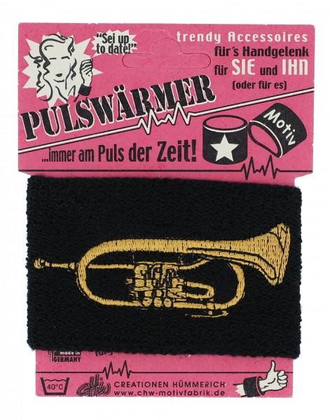 "Pulswärmer ""Flügelhorn"""