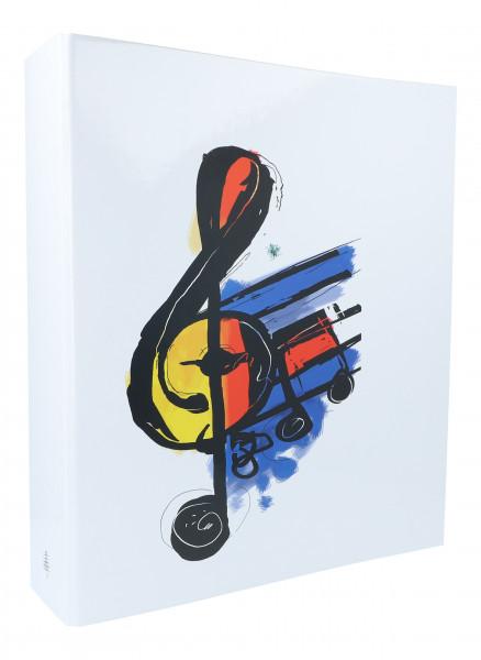 """Ordner """"Violinschlüssel"""" - A4"""