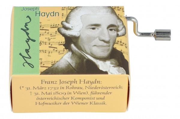 """Spieluhr Haydn """"Serenade"""""""