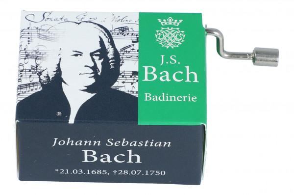 """Spieluhr J. S. Bach """"Badinerie"""""""