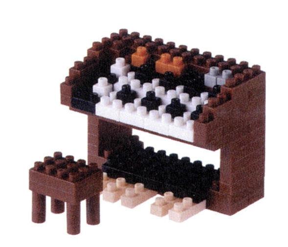 """NanoBlock Mini-Collection """"E Organ"""""""