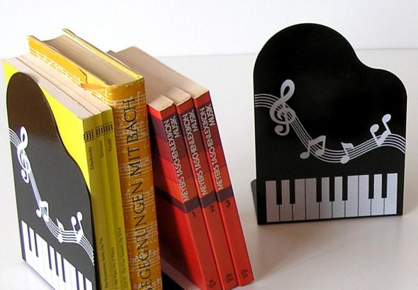 "Buchstütze ""Piano"""