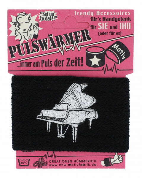 """Pulswärmer """"Flügel"""""""