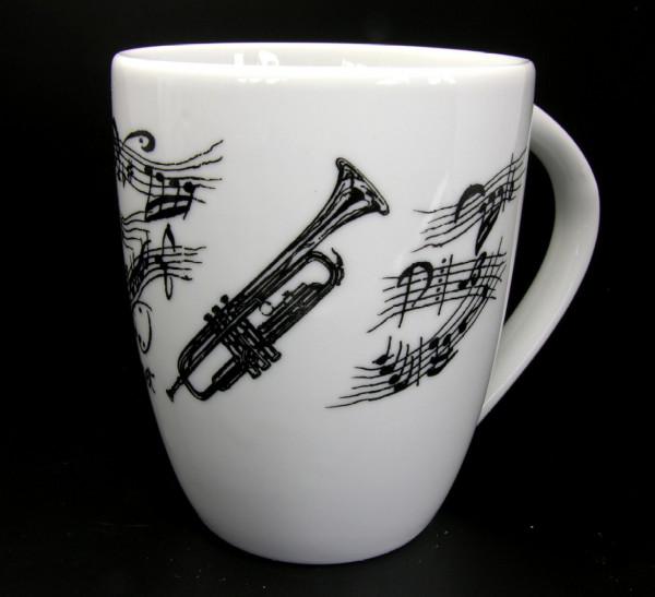 """Henkelbecher """"Trompete"""""""