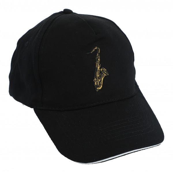Baseball-Cap Saxophon