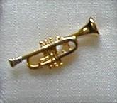 """Pin """"Trompete"""""""