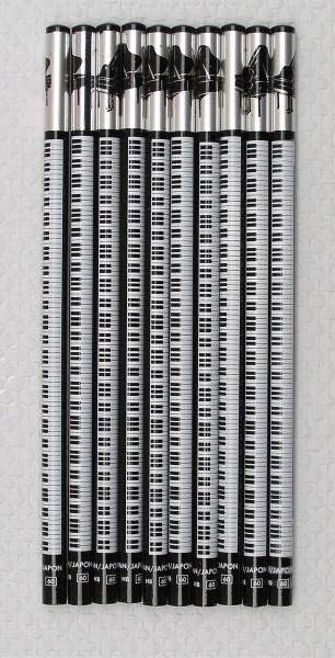 """Bleistift """"Flügel & Tastatur"""""""