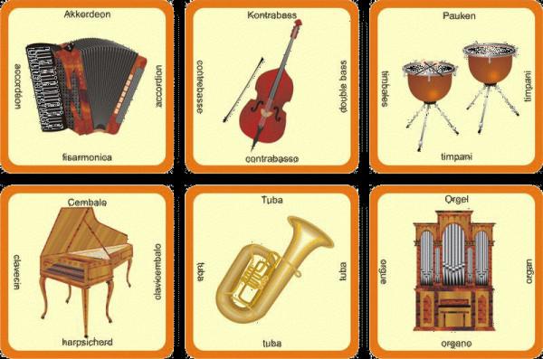 Memo Instrumental FH 3851