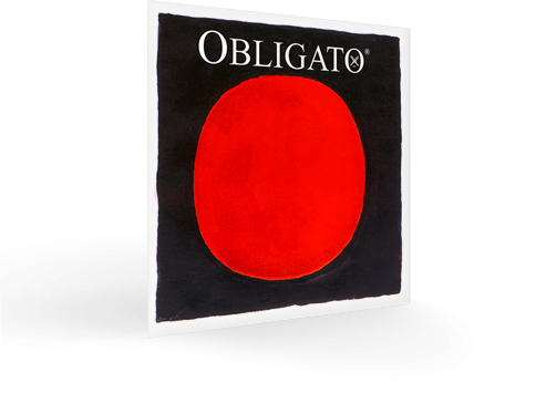 Pirastro Obligato Violinensaite G - Einzelsaite 4/4