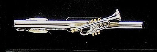 "Krawattenhalter ""Trompete"""