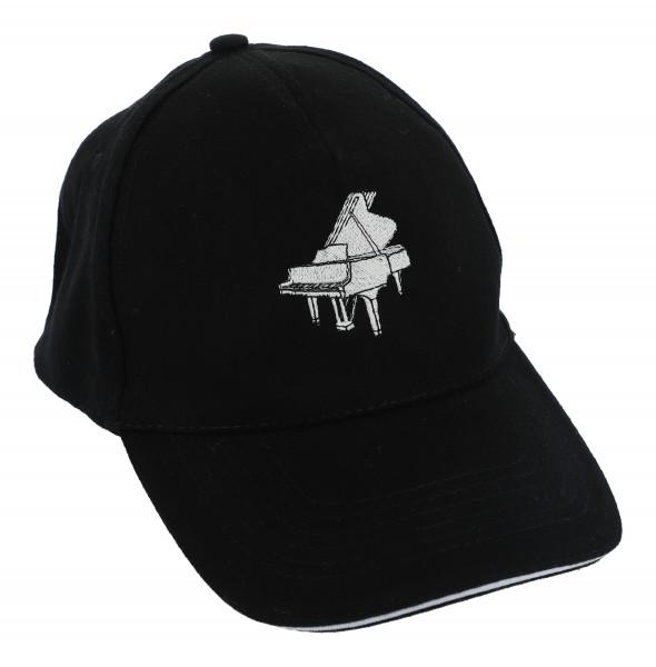 Baseball-Cap - Piano