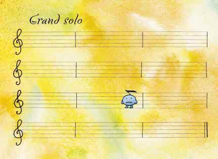 """Conbrio Karte """"Grand solo"""""""