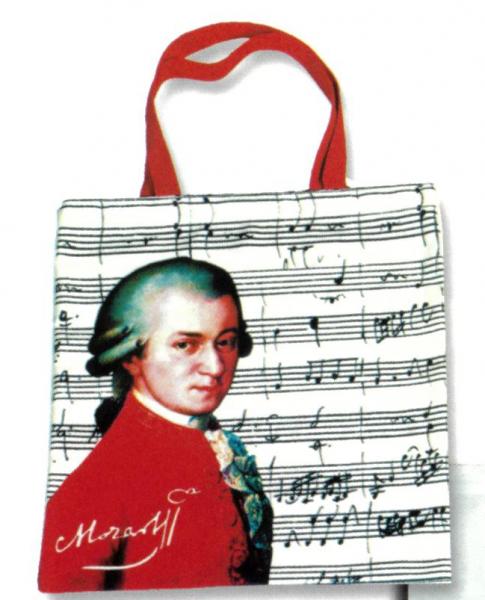 """Stofftasche """"Mozart"""""""