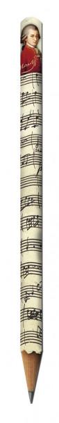 """Bleistift mit Dekor """"Mozart"""""""