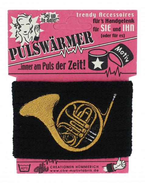 """Pulswärmer """"Horn"""""""