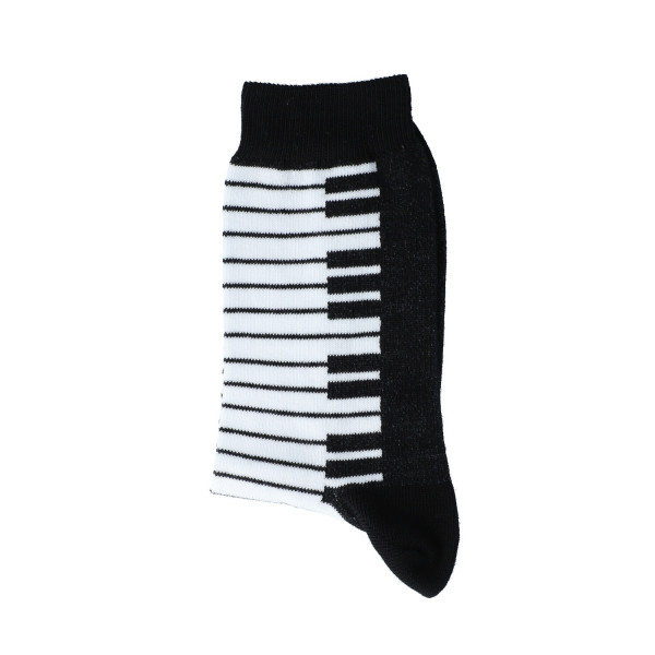 """Musiker-Socken """"Tastatur"""" - kleine Größen"""