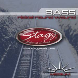 Stagg BA4505 Medium - Saiten E-Bass