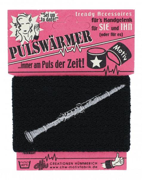 """Pulswärmer """"Klarinette"""""""