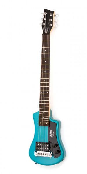 Höfner E-Gitarre Shorty HCT-SH-BL-0 Contemporany Serie