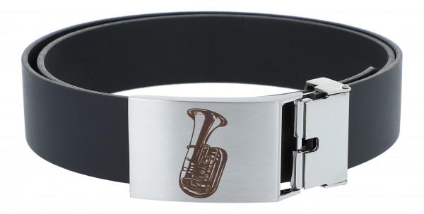 "Ledergürtel ""Tuba"""