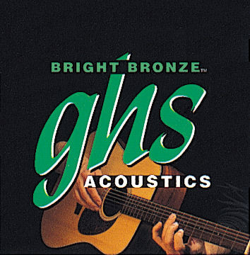 ghs BB30L Bright Bronze - Saiten Westerngitarre
