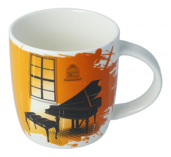 """Porzellanbecher """"Classic Music"""""""