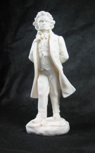 "Marmorstatue ""L. v. Beethoven"""