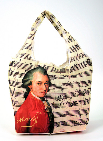 "Shopping ""bag in bag"" - Mozart"