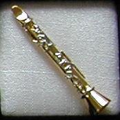 """Pin """"Klarinette"""""""
