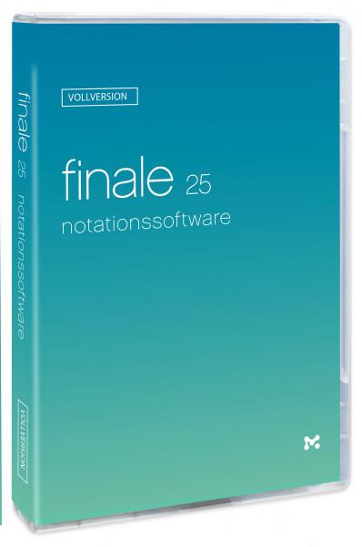Finale 25 (Deutsch)