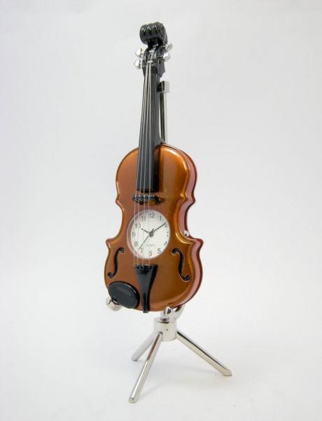 """Tischuhr """"Violine"""""""