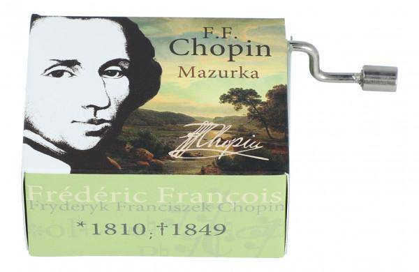 """Spieluhr F. F. Chopin """"Mazurka"""""""