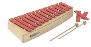 SONOR NG 11 Alt-Glockenspiel