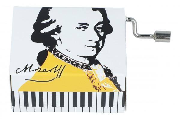 """Spieluhr W. A. Mozart """"Wiegenlied"""""""