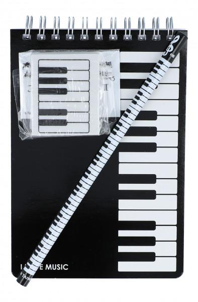 """Schreibset A6 """"Keyboard"""""""