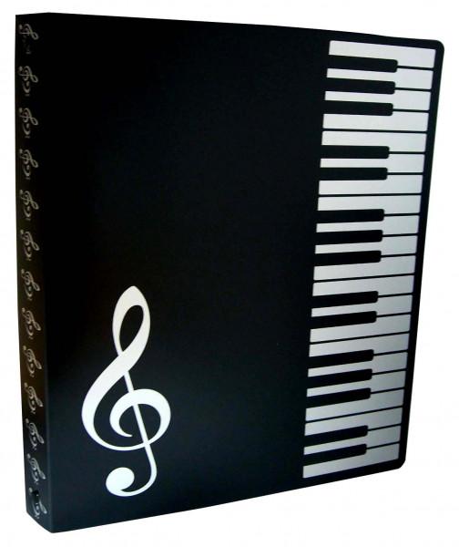 """Ringbuch """"Keyboard"""" - A4"""