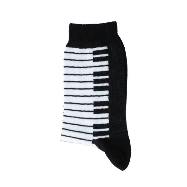 """Musiker-Socken """"Tastatur"""""""