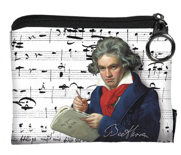 """Mini-Geldbörse """"Beethoven"""""""