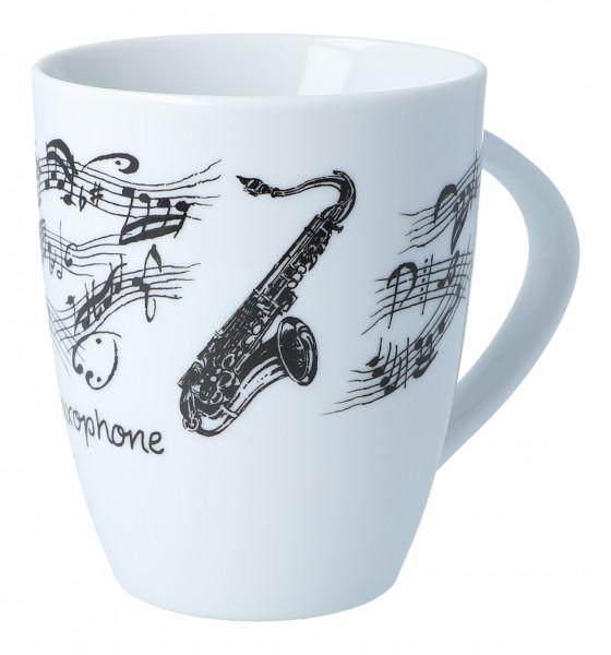 """Henkelbecher """"Saxophon"""""""