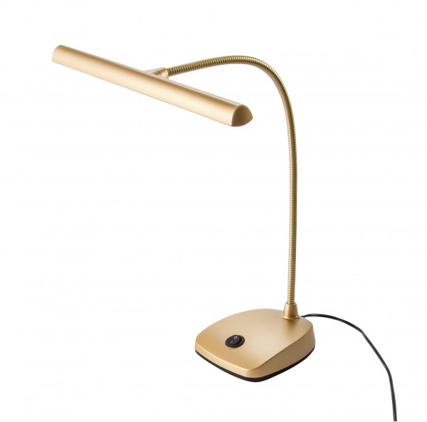 K&M LED Pianoleuchte 12297 - goldfarbig