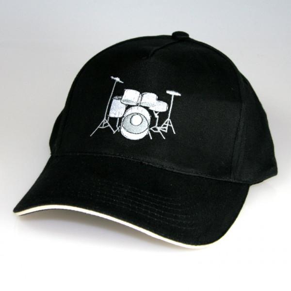 Baseball-Cap - Schlagzeug