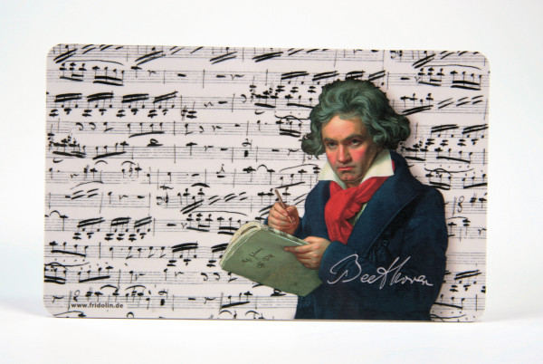 "Frühstücksbrettchen ""Beethoven"""