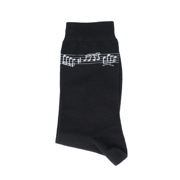 """Musiker-Socken """"Notenband"""""""